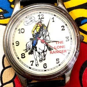 Fossil 1990s Lone Ranger Limited Edition Watch